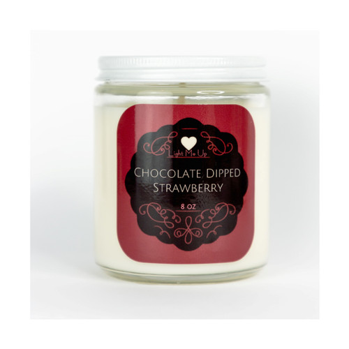 Chocolate Dipped Strawberry Luxe (8oz)