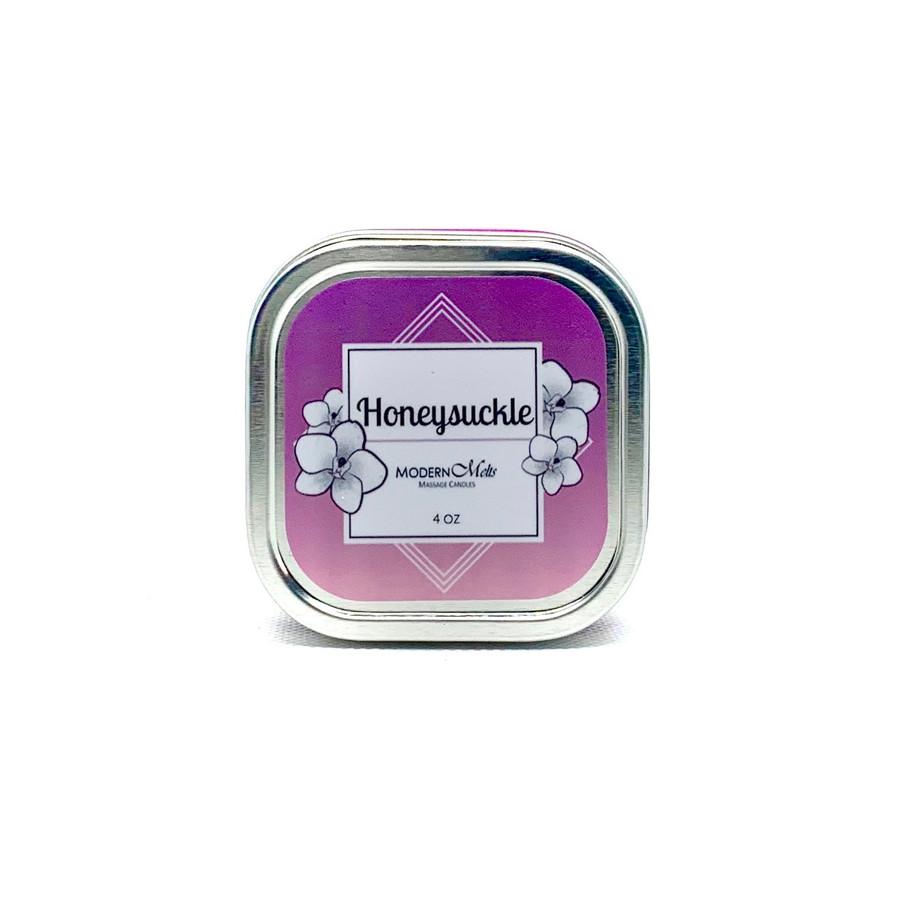 Honeysuckle Massage Candle (4oz)