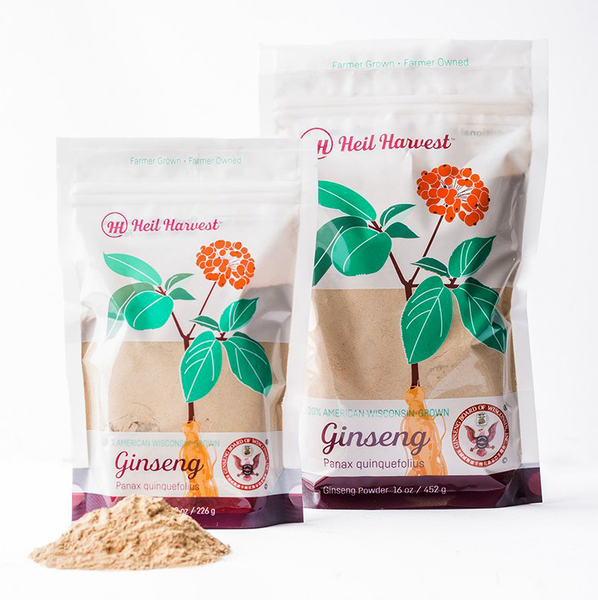 Wisconsin Ginseng Powder