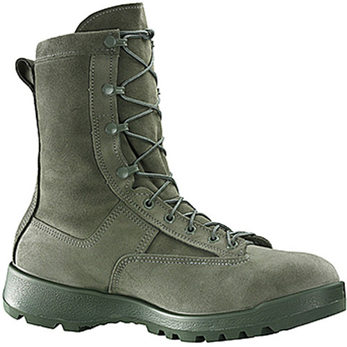 675 ST Belleville Men's Cold Weather Safety Boots - Sage Green