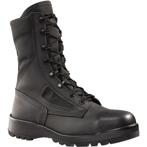 300 TROP ST Belleville Men's Hot Weather Safety Boots - Black