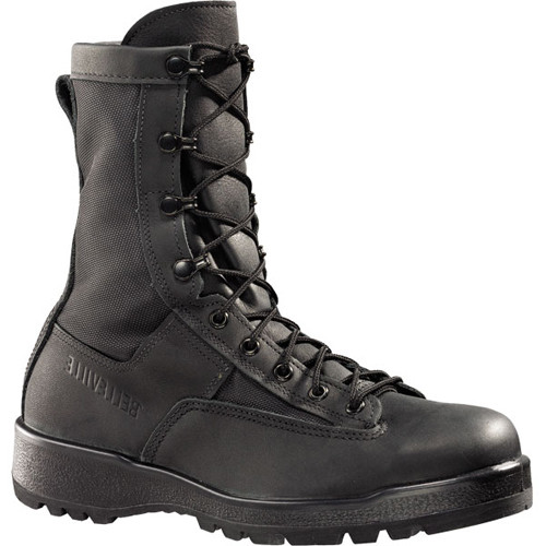 770 Belleville Men's Combat & Flight Boots - Black