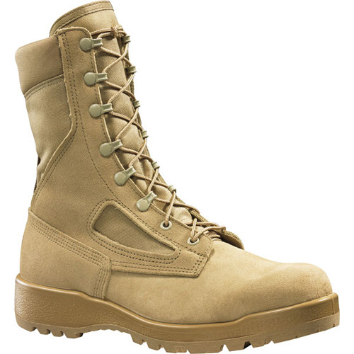 390 DES Belleville Men's Hot Weather Combat Boots - Tan