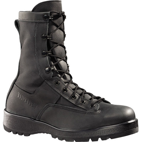 700 Belleville Men's Combat & Flight Boots - Black