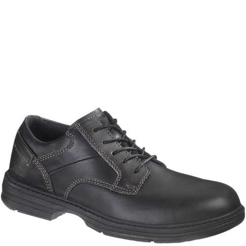 90015 Caterpillar Men's Oversee Safety Shoes - Black