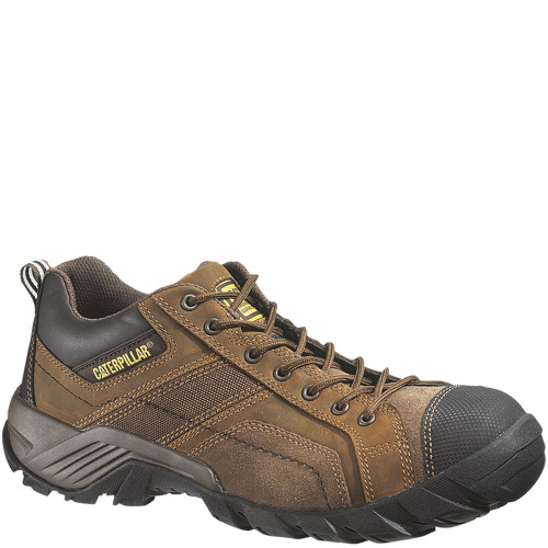 89957 Caterpillar Men's Argon CT Safety Shoes - Dark Brown