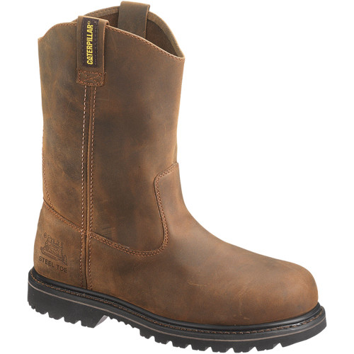 90085 Caterpillar Men's Edgework SD Safety Boots - Mahogany