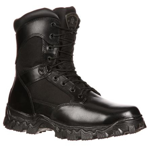 Rocky Alpha Force Waterproof Insulated Duty Boot D011 BLACK