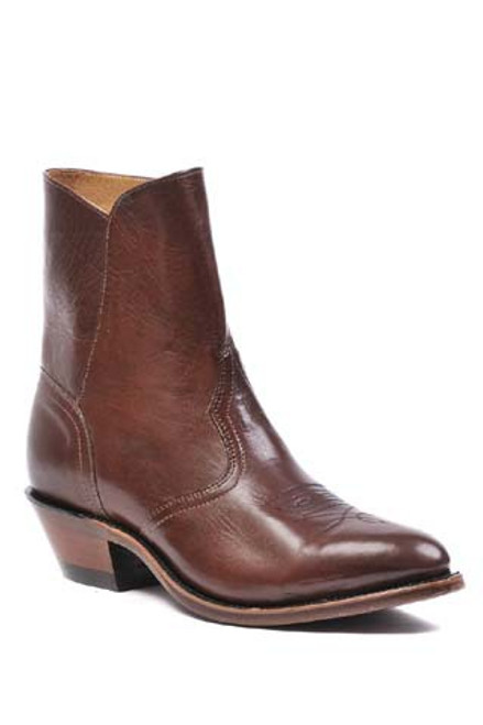 Boulet Mens Western Boots Ranch Hand Tan 8203