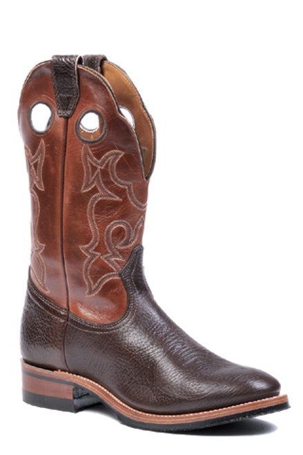 Boulet Mens Western Boots Noce Taurus 8209