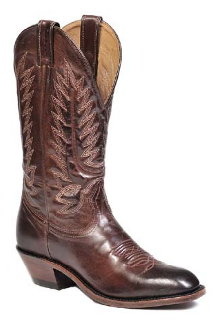 Boulet Mens Western Boots Ranch Hand Tan 8064