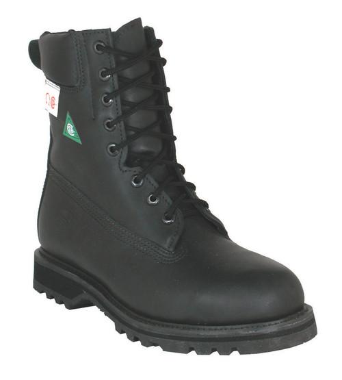 Boulet Mens Western Boots Everest Black Boots 4048