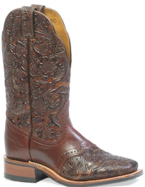 Boulet Ladies Western Boots Dankan Brown 2050