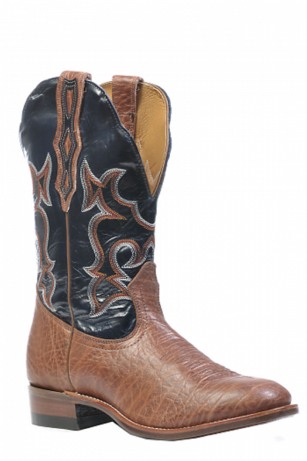 Boulet Mens Western Boots Coruna York Cervo 0293