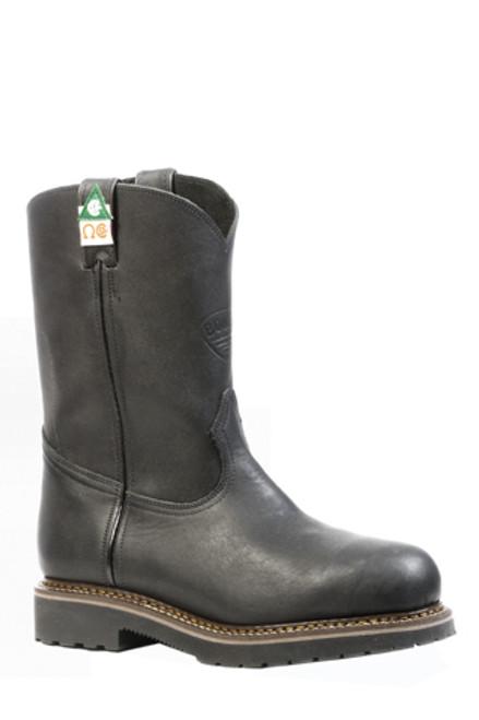Boulet Mens Western Boots Everest Black Boots 4384