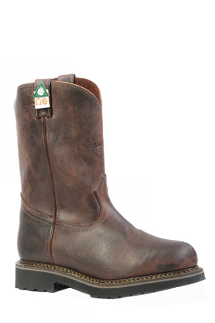 Boulet Mens Western Boots Laid Back Copper Boots 4383