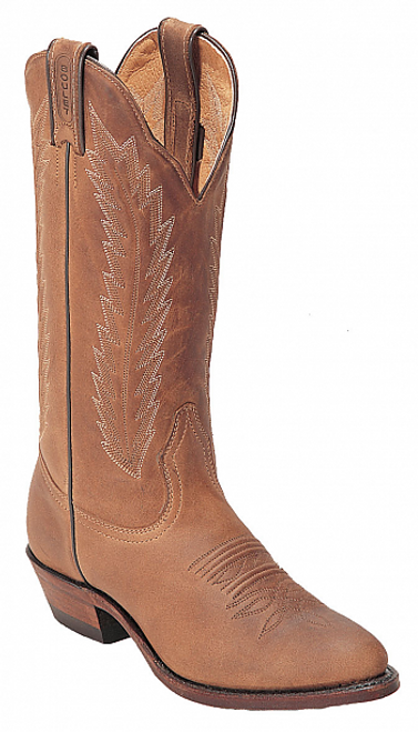Boulet Ladies Western Boots Rodeo Amber Gold 9026