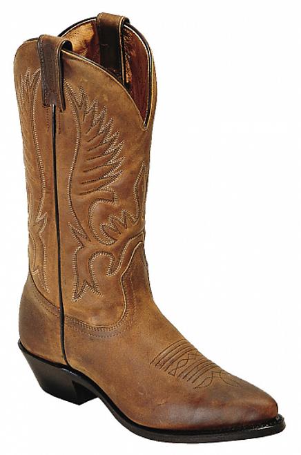 Boulet Ladies Western Boots Ranger Aged Bark 0109