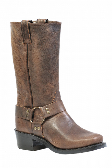 Boulet Ladies Western Boots Selvaggio Wood 1072
