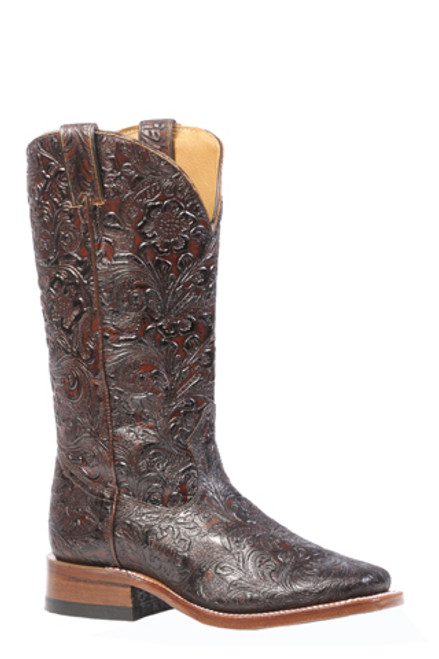 Boulet Ladies Western Boots Puma Madera Boots 4234
