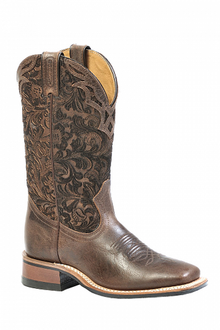 Boulet Ladies Western Boots Selvaggio Wood 1135