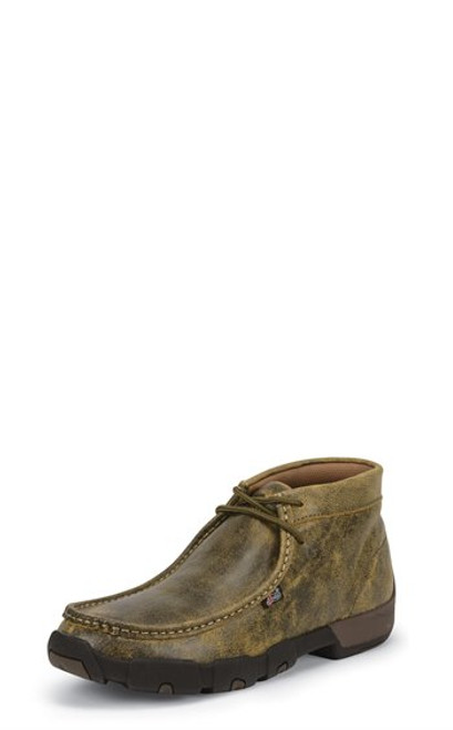Justin Mens Boots 236  Cappie Brown