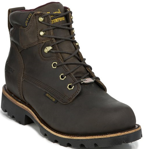 Chippewa Mens Boots 25203 MODOC WATERPROOF INSULATED