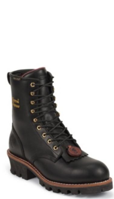 Chippewa Ladies Boots L73050  TINSLEY BLACK INSULATED WATERPROOF S TOE