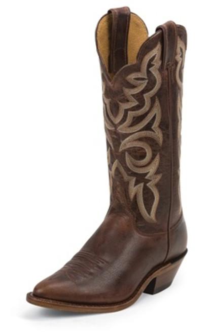 """Justin Ladies Boots BRL430 13"""" UTOPIA COGNAC"""