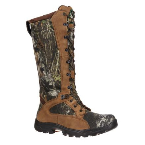 Rocky Waterproof Snakeproof Hunting Boot - Unisex sized FQ0001570 MOSSY OAK BREAK UP