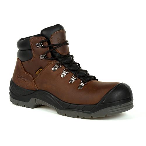 Rocky Worksmart Women's Composite Toe Waterproof Work Boot RKK0265 BROWN