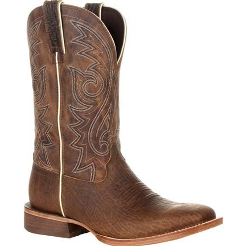 Durango® Mens Arena Pro Worn Saddle Western Boot DDB0253 WORN SADDLE