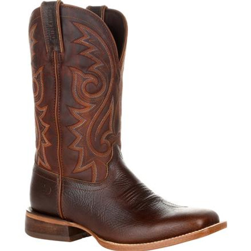 Durango® Mens Arena Pro Chestnut Western Boot DDB0255 CHESTNUT