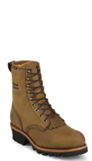 Chippewa Mens Boots 26340 ELLICOTT INSULATED WATERPROOF LOGGER