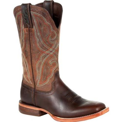 Durango® Arena Pro Women's Dark Chestnut Western Boot DRD0379 DARK CHESTNUT
