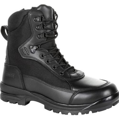 Rocky Boots Mens X-Flex Public Service Boot RKD0048 BLACK