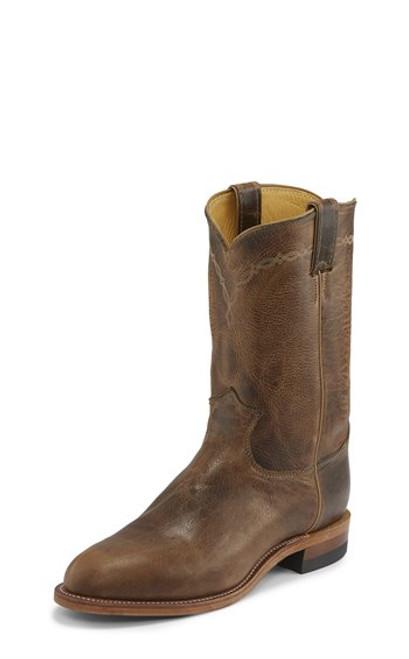"Justin Mens Boots 3235 10 Brock"" Desert"