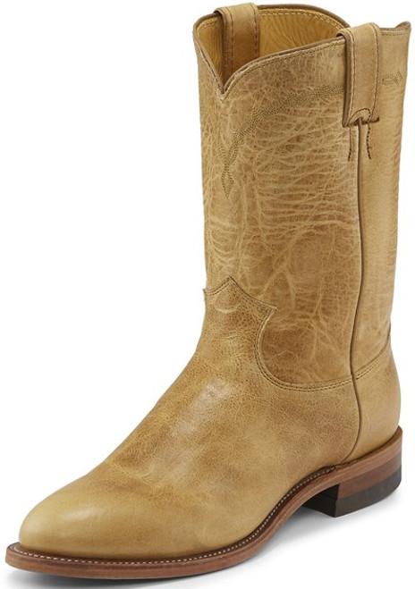 "Justin Mens Boots 3238 10"" BROCK GOLDEN"