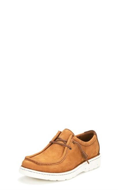 Justin Mens Boots JM306  Hazer Camel