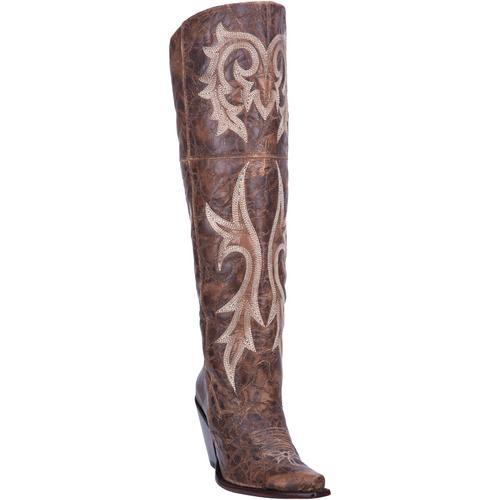 """Dan Post Boots Ladies DP3709 20"""" JILTED"""