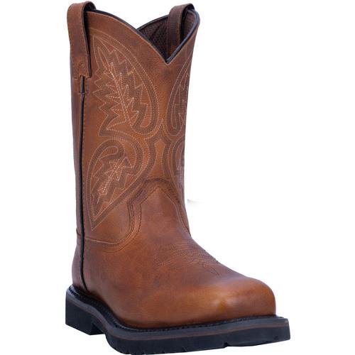 "Laredo Boots Mens 67335 11"" COLFAX BROWN"