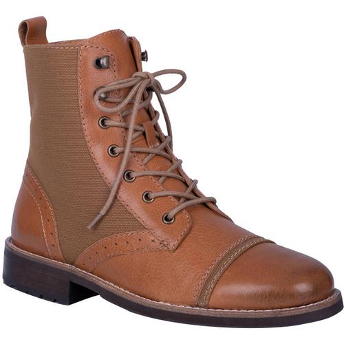 """Dingo Boots Mens DI 203 6"""" ANDY Camel"""