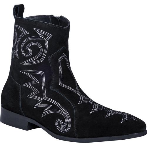 "Dingo Boots Mens DI 211 6 BROOKS"" Black"