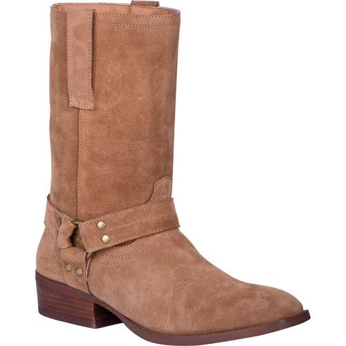 """Dingo Boots Mens DI 217 11"""" BUSTER Camel"""