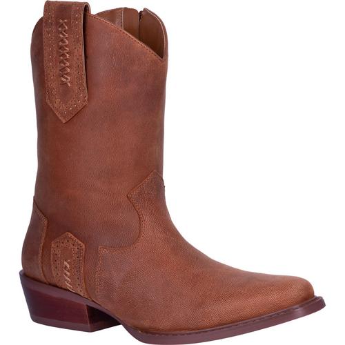 """Dingo Boots Mens DI 213 10"""" CASSIDY Rust"""