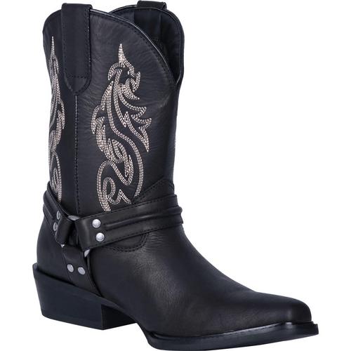 """Dingo Boots Mens DI 218 10"""" DRAGON BLACK"""