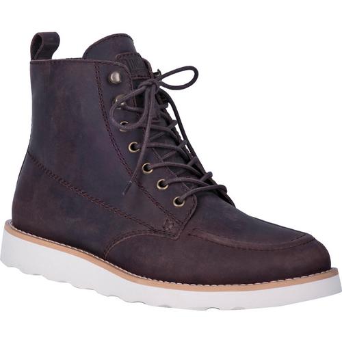 """Dingo Boots Mens DI 207 5"""" HARPO Brown"""