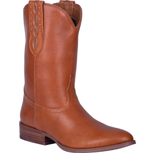 """Dingo Boots Mens DI 214 10"""" PONCHO Camel"""