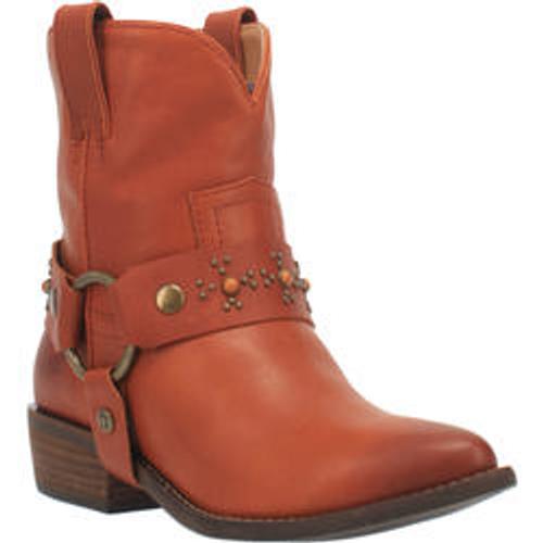 "Dingo Boots Ladies DI 249 7"" #SILVERADA rust"