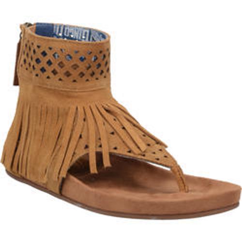 """Laredo Sandals Ladies DI 139 3"""" HEAT WAVE camel"""